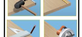 Realizzare le ante scorrevoli di una cabina armadio, fornite con il relativo kit di montaggio