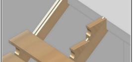 Chiarimenti sul tipo di legno idoneo per la realizzazione di una scala interna completamente in legno