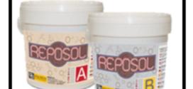 Una resina epossidica fluida bicomponente addizionabile con segatura, sabbia ecc