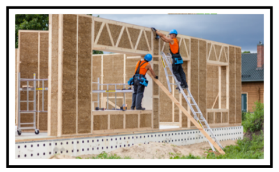 Pannelli di paglia compressa per una casa ecologica sicura - Costruire una casa in paglia ...