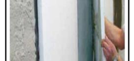 Un adesivo-rasante idoneo per la posa e rasatura di sistemi di isolamento a cappotto