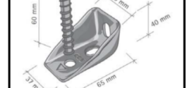 Un connettore meccanico per il consolidamento e rinforzo dei solai in calcestruzzo