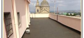 Un sistema impermeabilizzante che permette il completo recupero di terrazze con problemi infiltrativi