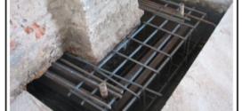 Malta espansibile cementizia colabile fibrorinforzata, per ancoraggi e ripristino di strutture in calcestruzzo