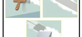 Posare un controsoffitto in cartongesso su una struttura in legno