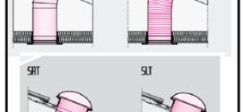 Lucernario tubolare con tubo riflettente rigido o flessibile per l'illuminazione mansarde