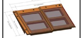Un tetto solare in tegole fotovoltaiche made in Italy, solido con connettore senza cavi elettrici