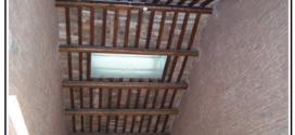 Una vernice ignifuga trasparente bicomponente per il trattamento di manufatti in legno