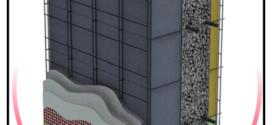 Un modulo a getto singolo per la realizzazione di muri perimetrali e portanti di separazione