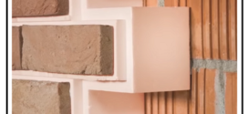 Un rivestimento in mattoni esterno associato ad un idoneo isolamento termico