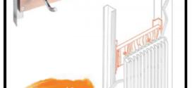 Un supporto efficace per radiatori pesanti in pareti di cartongesso
