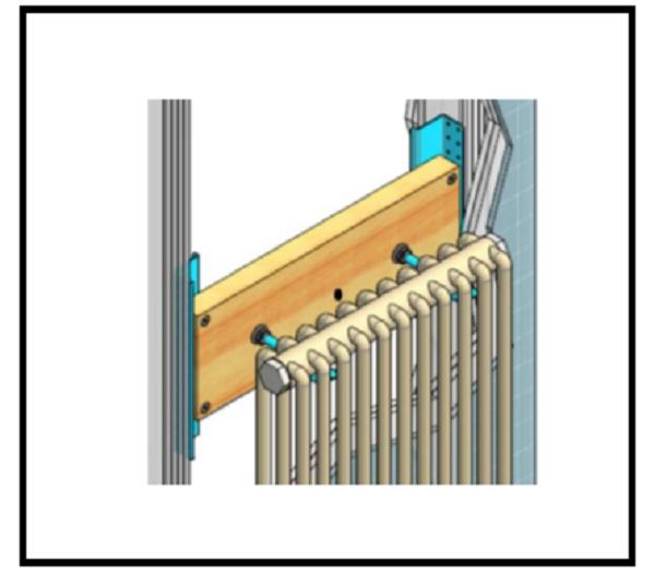 Mensole Termosifoni Per Cartongesso.Un Supporto Efficace Per Radiatori Pesanti In Pareti Di Cartongesso