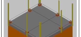 Come tracciare i muri di una casa controllando che siano ortogonali, paralleli e planari