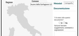 Mappa dei rischi geologici sismici e altri nei Comuni Italiani