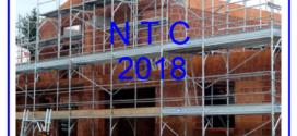 Circolare esplicativa relativa all'Aggiornamento delle NTC 2018