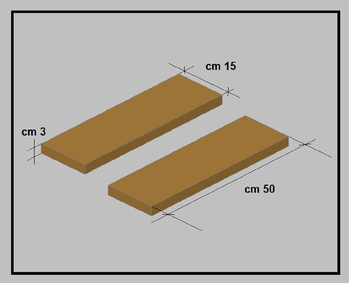 Costruire Una Porta Di Legno.Come Costruire Una Cassetta In Legno Porta Attrezzi Con Il Sistema