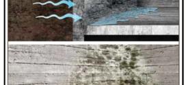 Come proteggere le strutture contro terra dal degrado dovuto a infiltrazioni di acqua piovana