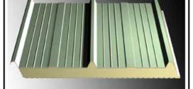 Un sistema completo di pannelli metallici monolitici precoibentati per ogni genere di copertura