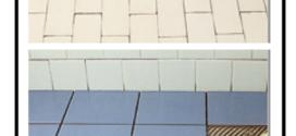 Un efficace adesivo cementizio ad alte prestazioni e senza scivolamento verticale per piastrelle varie