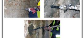 Una malta fluida a base calce idonea al consolidamento di strutture murarie mediante iniezione o colatura