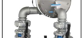 Un trattamento per le acque adibite al consumo umano