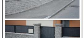 Un caratteristico muro a secco Fai da Te per recinzioni ingressi fioriere e altro