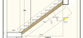 Come costruire una scala interna in legno lamellare resistente, leggero e ignifugo